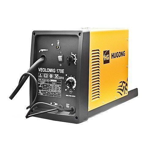 Зварювальний інвертор напівавтомат Hugong VeoloMig 170