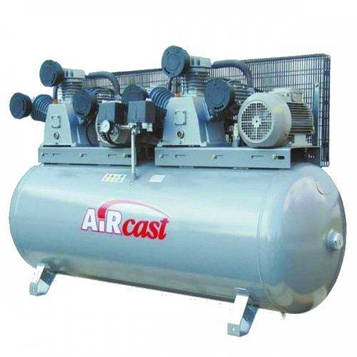 Компрессор поршневой Aircast СБ4/Ф-500.LB75Т