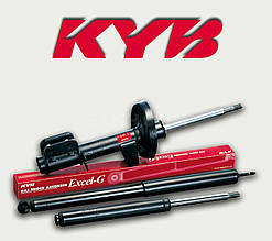 Амортизатор Kayaba 341743 Excel-G газомасляный передний для AUDI A6 (с 2013/11)