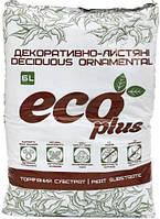 Субстрат Eco Plus для декоративно-лиственных растений 6 л T10502702