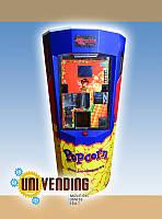 Вендинговый попкорн автомат UV-1-15 Ельфиз.