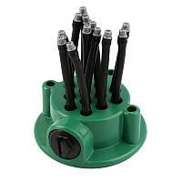 Спринклерний зрошувач 360 multifunctional Water Sprinklers розпилювач для газону (3_5011)