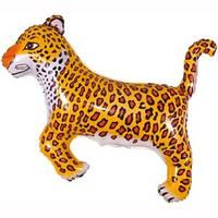 FM Мини-фигура Леопард черный 29см X 42см