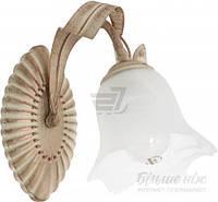 Бра Геотон НББ 01-60-204 Рома-Н039 1x60 Вт E27 кремовый T30802470