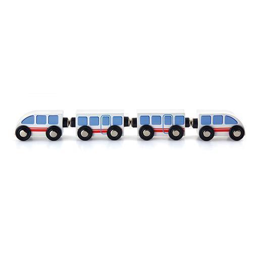 """Доп. набор к ж/д Viga Toys """"Экспресс-поезд"""" (50818)"""