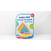 """BABY MIX Игрушка для купания в ванной """"Кораблики"""""""