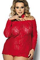 Эротическое кружевное платье  ANS Alecto , 5XL/6XL