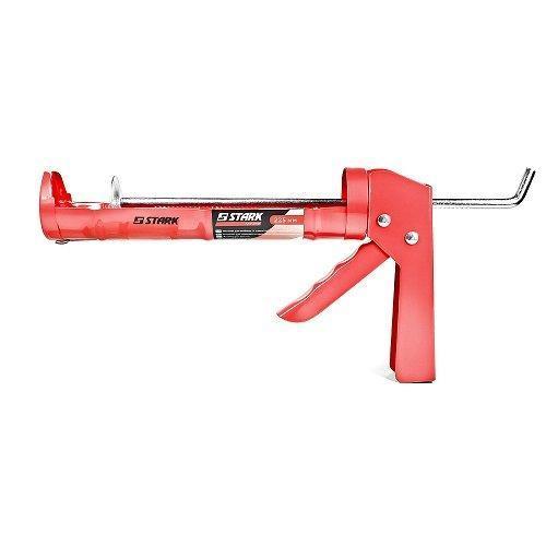Пистолет для герметика каркасный Stark 225 мм усиленный