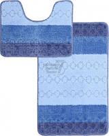 Набор ковриков Palais Silver 20170860 голубой T70806929