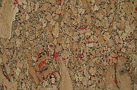 Пробковые обои Taragona RED 2мм