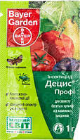Инсектицид Bayer Децис Профи 25 1 г T10505047