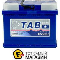 Автомобильный аккумулятор TAB Polar Blue 60Ач 12В (121160)