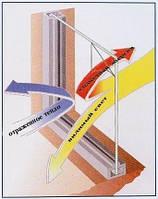 Пленки солнцезащитные для окон и витрин поклейка, замеры, консультации