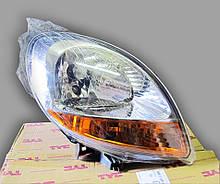 Фара права Рено Канго 1 жовтий поворот 03-08 TYC