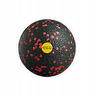 Массажный мяч 4FIZJO EPP BALL 08 4FJ1240 Black/Red