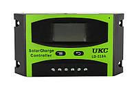 Контроллер заряда для солнечной батареи UKC LD-510A 10A (3_1375)