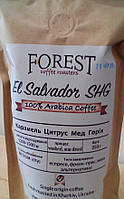 Кофе зерновой. 100% арабика. Сальвадор. 250 гр.