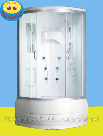 Душевой Бокс AquaStream 8807 | 100*100*214, фото 2
