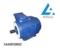 Электродвигатель 5АН280S2 132 кВт/3000 об/мин. 380 В