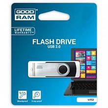 USB 16GB GOODRAM UTS2 (Twister) Black (UTS2-0160K0R11)