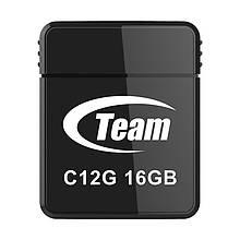 USB 16Gb Team C12G Black (TC12G16GB01)