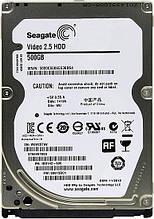 """HDD 2.5"""" SATA  500Gb Seagate, 16Mb, 5400rpm, Video (ST500VT000) Refurbished"""