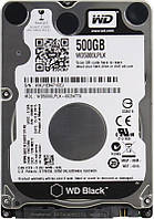 "HDD 2.5"" SATA  500GB WD Black 7200rpm 32MB (WD5000LPLX)"