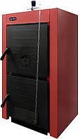 Твердотопливный котел Roda Brenner Fest BF-04 Красный с черным (0301010119-100419140)