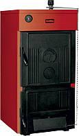 Твердотопливный котел Roda Brenner Classic BC-04 Красный с черным (0301010119-000015875)
