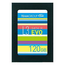 """SSD 120GB Team L3 EVO 2,5"""" SATAIII TLC (T253LE120GTC101)"""