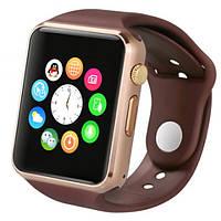 Смарт-часы SmartWatch UWatch A1 Красное золото (nri -10111)