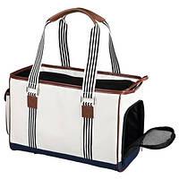 Тrixie Elisa Carrier сумка-переноска для животных 20х26х41см