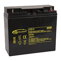 Аккумуляторная батарея Gemix 12V 17AH (LP12-17) AGM