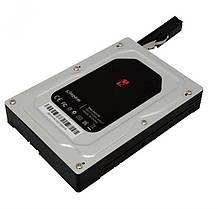 """Переходник Kingston для установки 2.5"""" SATA SSD/HDD в 3.5"""" отсек или Hot Swap (SNA-DC2/35)"""