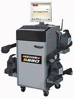 Компьютерный беспроводной 8-ми сенсорный стенд развал-схождения StartLine S880