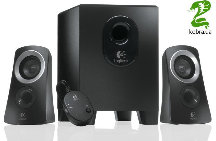Акустическая система Logitech Z313 Black (980-000413)