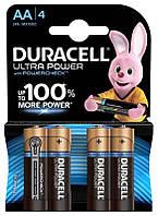Батарейка Duracell Ultra Power AA/LR06 BL 4шт