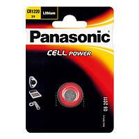 БатарейкаPanasonic CR 1220 BL 1шт