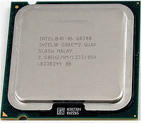 Процессор Intel Core2 Quad Q8300 2.50GHz/4M/1333 s775, tray