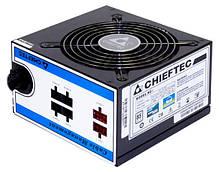 Блок Живлення Chieftec CTG-550C, ATX 2.3, APFC, 12cm fan, ККД >85%, modular, RTL