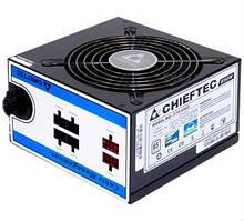 Блок Питания Chieftec CTG-650C, ATX 2.3, APFC, 12cm fan, КПД >85%, modular, RTL