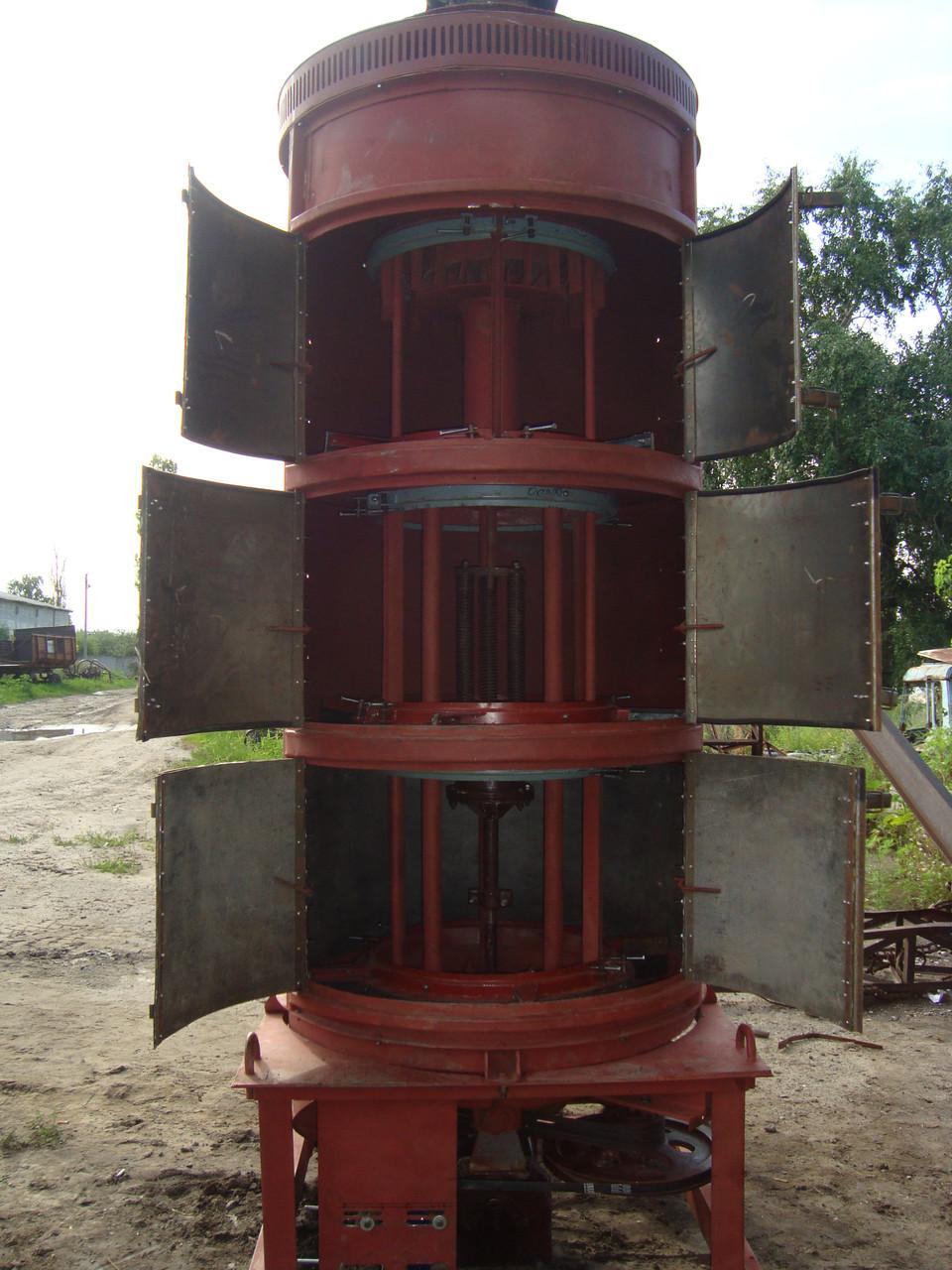 Капитальный и поточный ремонт зерносепараторов БЦС