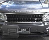 Решётка радиатора Black/Chrom Range Rover L322 Vogue ,2006-09 новая