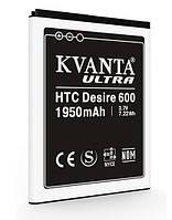 Аккумулятор Kvanta HTC Desire 600 1950 mAh, фото 1