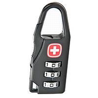 Кодовый замок SwissGear на рюкзак, сумку, чемодан (SR-40)