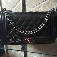 Женская сумка Chanel Бой , Шанель Прямые поставки брендовых сумок