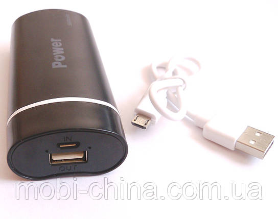 Универсальная батарея (mobile power bank) 5600 mAh, фото 2