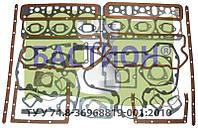 Набор прокладок двигателя А-01 (полный)