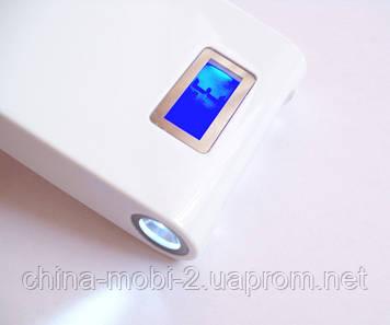 Универсальная батарея (mobile power bank) 11000 mAh LCD, фото 2