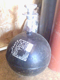 Баллон воздух Р-350 7,5л